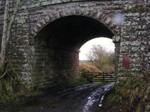 Railway Bridge, Mains of Ballindarg