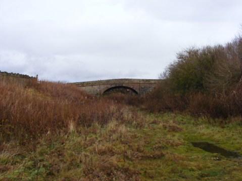Blocked Railway Bridge